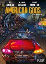 American Gods Bd. 2: Schatten Buch 2/2