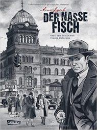 """Graphic Novel """"Der nasse Fisch"""" von Arne Jysch"""