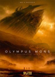 Olympus Mons-Comics von Christophe Bec