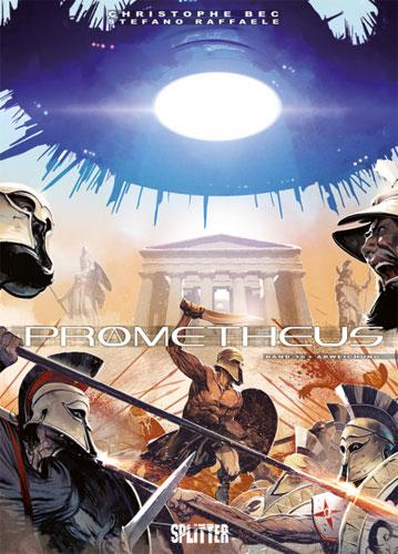 Prometheus-Comics von Christophe Bec in der richtigen Reihenfolge