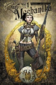 Die Comics Lady Mechanika von Joe Benitez