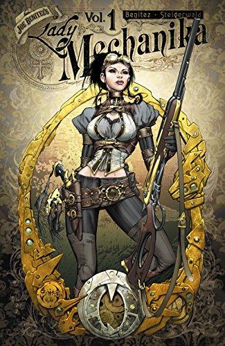 Die Comics Lady Mechanika von Joe Benitez in der richtigen Reihenfolge