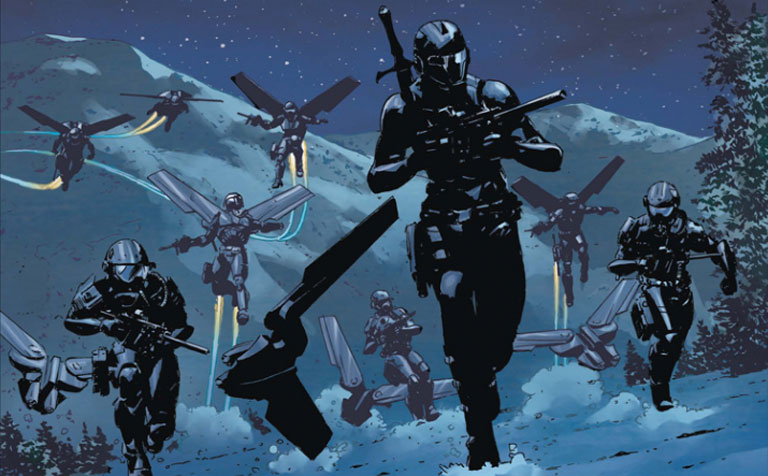 Comic-Lazarus 05 Familienkrieg