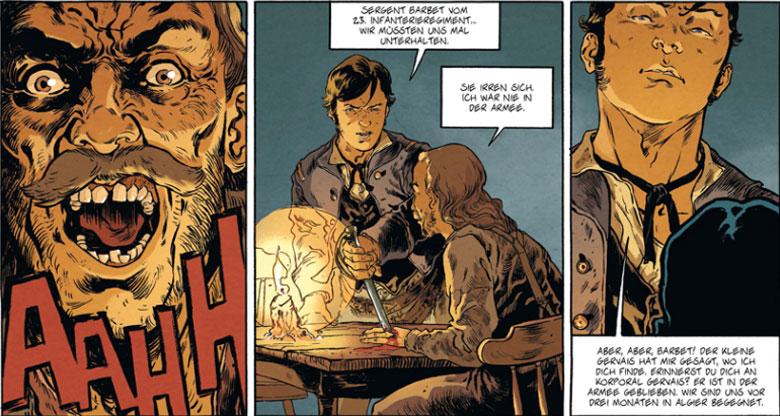 Comic: Sonora 1 - Die Rache