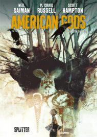 Graphic Novel American Gods. Band 1: Schatten von Neil Gaiman