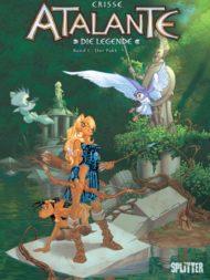 Atalante-Comics von Crisse