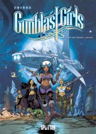Gunblast Girls-Comics von Crisse
