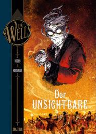 Die Graphic Novel Der Unsichtbare 2 von Dobbs