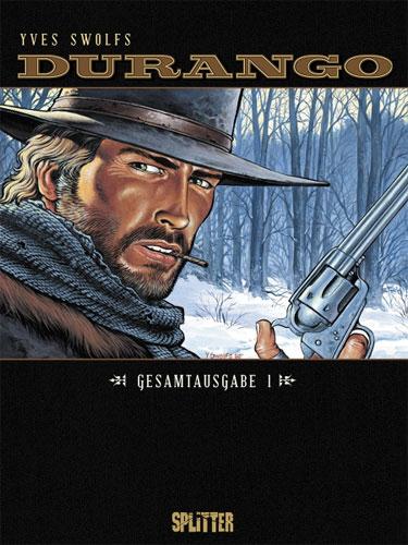 Die Western-Comics Durango von Yves Swolfs in der richtigen Reihenfolge