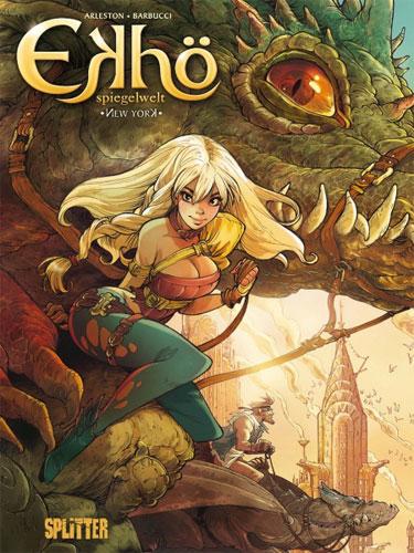 Die Ekhö-Comics von Christophe Arleston in der richtigen Reihenfolge
