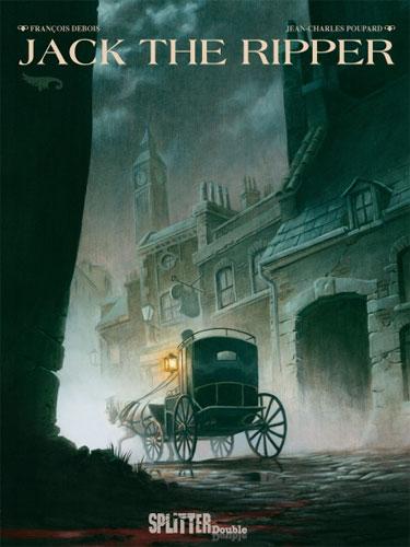"""Rezension zum Comic """"Jack the Ripper"""" von François Debois"""