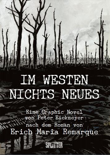 Rezension zur Graphic Novel Im Westen nichts Neues von Peter Eickmeyer