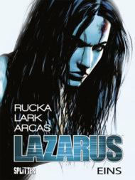 """Comic """"Lazarus #1"""" von Greg Rucka"""