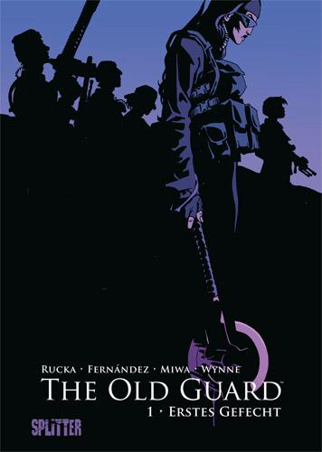The Old Guard-Comics von Greg Rucka in der richtigen Reihenfolge