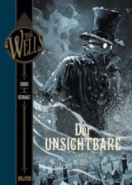 H. G. Wells-Graphic Novels von Dobbs