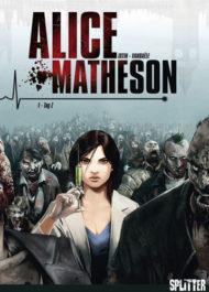Die Comics Alice Matheson von Jean-Luc Istin
