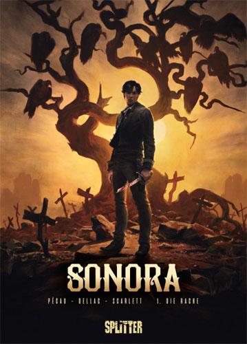 Die Western-Comic-Reihe Sonora in der richtigen Reihenfolge