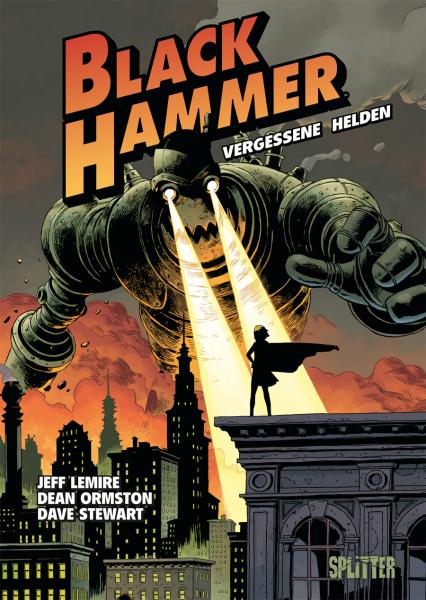 Die Black Hammer-Comics von Jeff Lemire in der richtigen Reihenfolge
