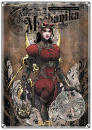 An Bord der Helio-Arx von Joe Benitez – Lady Mechanika #2