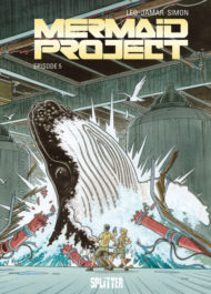 Mermaid Project-Comics von Leo