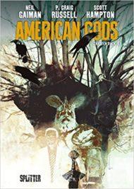 Comics und Romane von Neil Gaiman