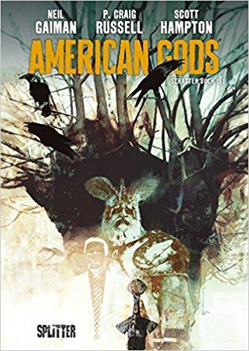 Comics und Romane von Neil Gaiman in der richtigen Reihenfolge