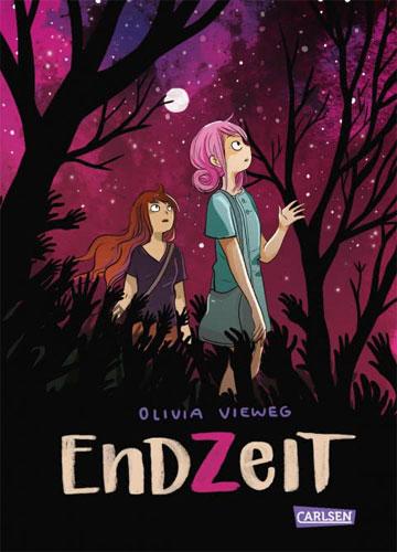 """Rezension zu dem Comic """"Endzeit"""" von Olivia Vieweg"""