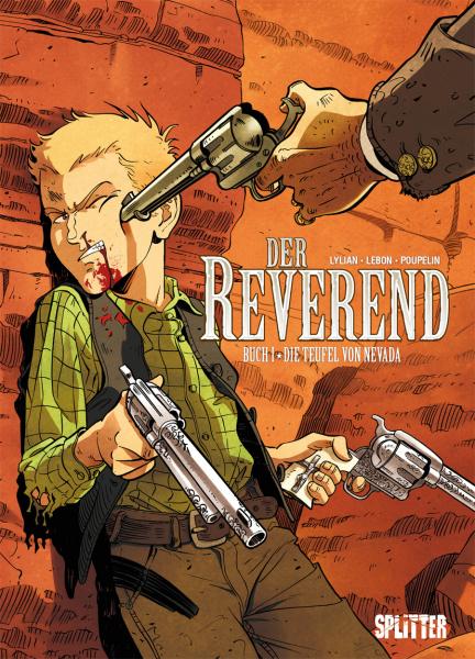 Der Reverend-Comics von Christophe Lylian in der richtigen Reihenfolge