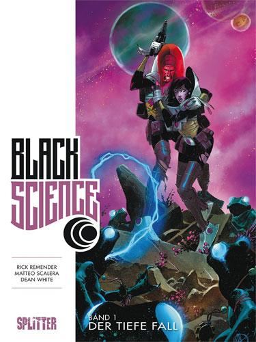 Black Science-Comics von Rick Remender in der richtigen Reihenfolge