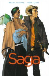 Saga-Comics von Brian K. Vaughan und Fiona Staples