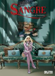 Comic Sangre Band 2: Fesollgio, der Unerbittliche