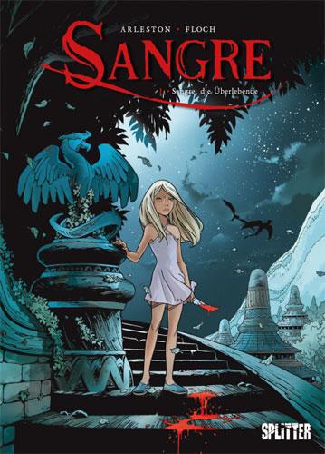 Sangre-Comics von Christophe Arleston in der richtigen Reihenfolge