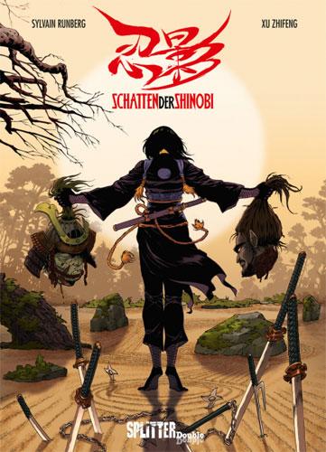 """Rezension zum Comic """"Schatten der Shinobi"""" von Sylvain Runberg"""
