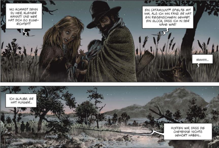 Szene aus Catamount 1