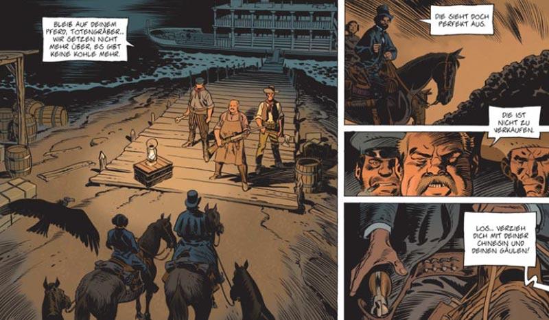 Undertaker - Der Schatten des Hippokrates von Xavier Dorison