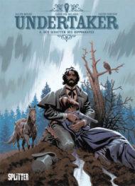 Der Schatten des Hippokrates Undertaker - Bd. 4