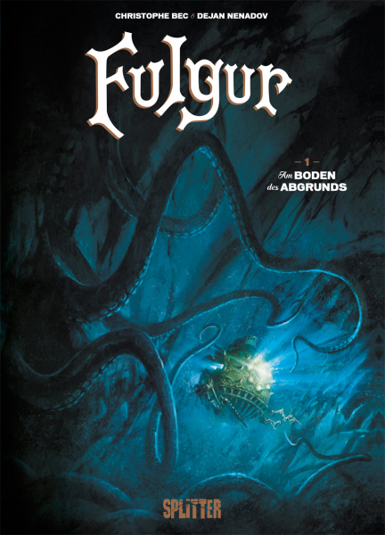 Fulgur-Comics von Christophe Bec in der richtigen Reihenfolge