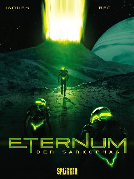 Eternum-Comics von Christophe Bec in der richtigen Reihenfolge