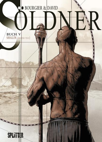 Die Söldner-Comics von Fabrice David in der richtigen Reihenfolge