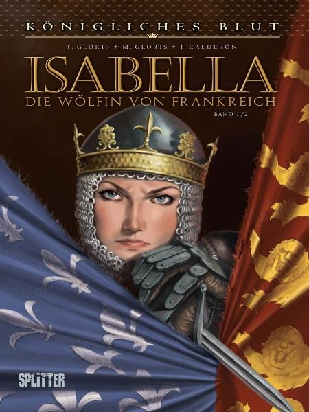 Königliches Blut: Isabella-Comics in der richtigen Reihenfolge