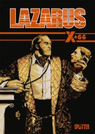 Lazarus X+66 von Greg Rucka