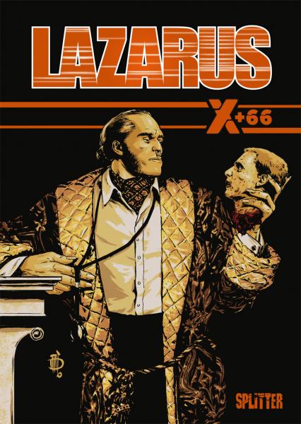 Rezension zum Comic Lazarus X+66 von Greg Rucka