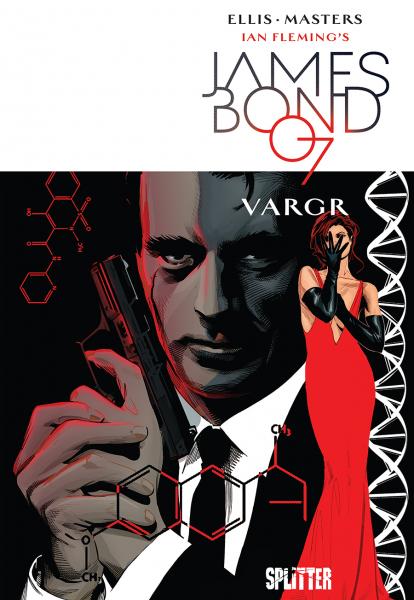 Die James Bond 007-Comics in der richtigen Reihenfolge
