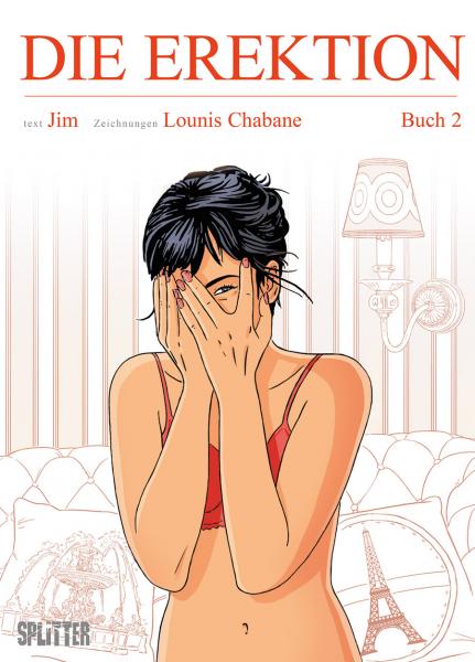 """Die Comicreihe """"Die Erektion"""" von Jim in der richtigen Reihenfolge"""