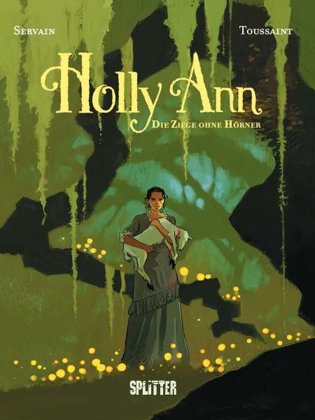 Holly Ann-Comics von Kid Toussaint & Stéphane Servain in der richtigen Reihenfolge