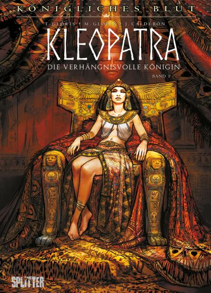Königliches Blut: Kleopatra-Comics in der richtigen Reihenfolge