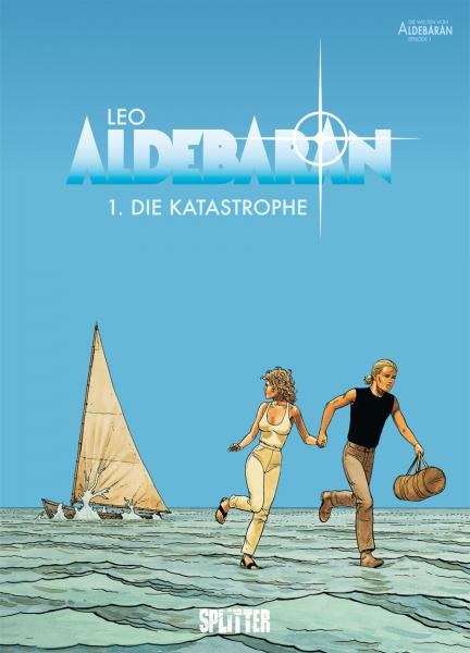 Aldebaran-Comicreihen von Leo in der richtigen Reihenfolge