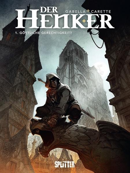 Der Henker-Comics von Mathieu Gabella in der richtigen Reihenfolge