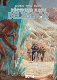 Belzagor-Comics vonRobert Silverberg, Philippe Thirault und Laura Zuccheri