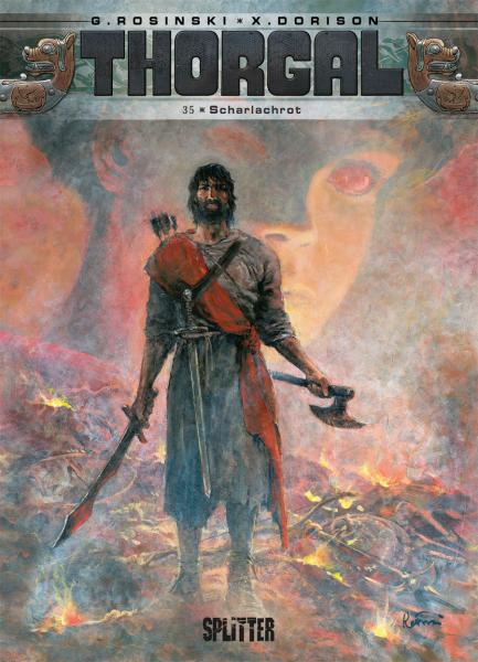 Thorgal-Comics von Jean Van Hamme in der richtigen Reihenfolge